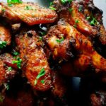 Jerk Chicken Wings